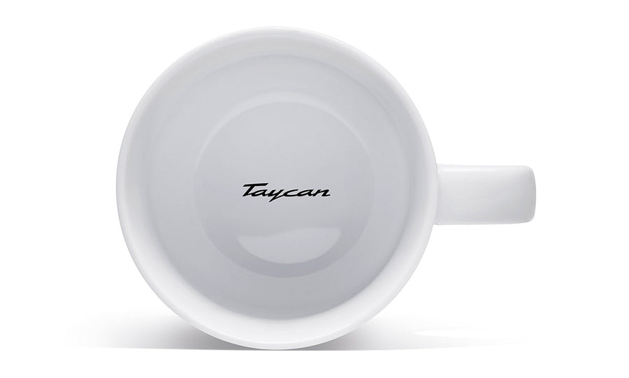 Taycan Collection, White / Digital Blue Collector's Cup No.1, Limited Edition (10,000 pcs.)