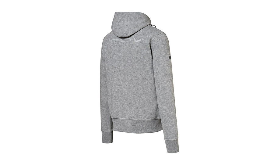 Men's Grey hooded sweater Motorsports Collection, Fanwear