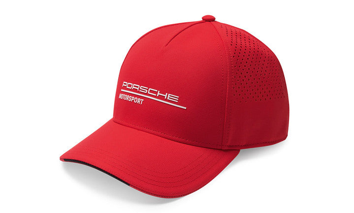 Motorsports Collection - Fanwear Cap - Unisex - Red