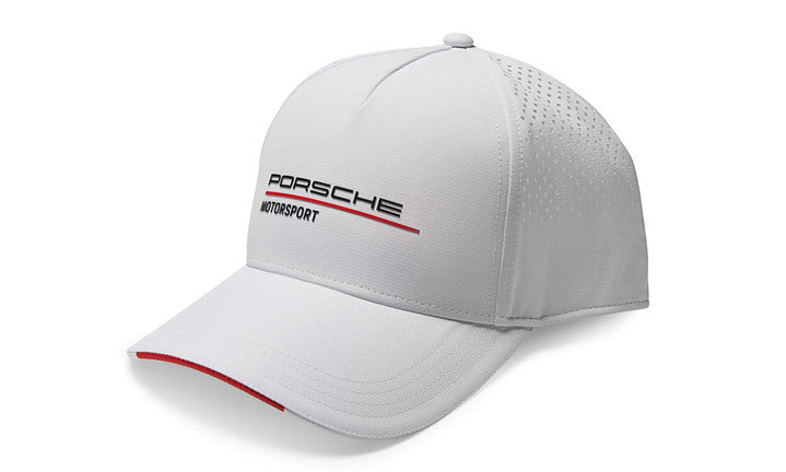 Motorsports Collection - Fanwear Cap - Unisex - White