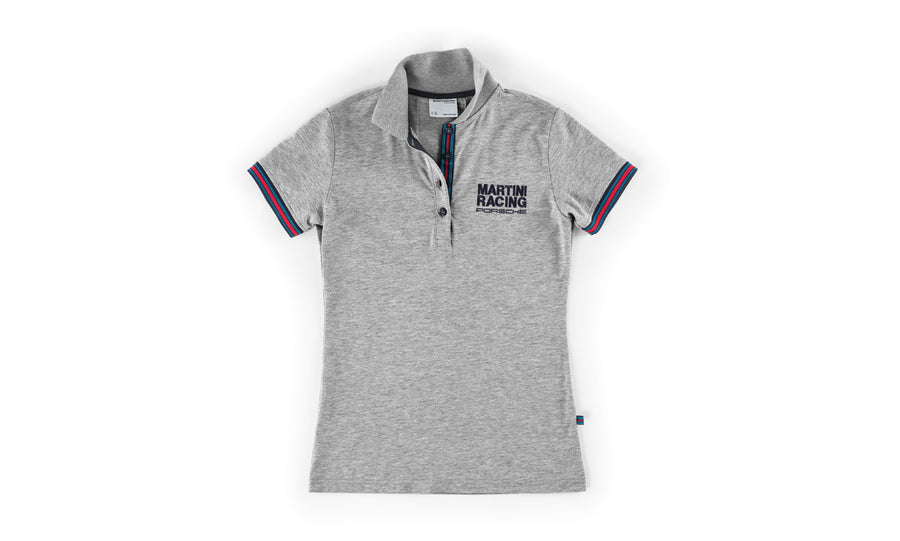 Women's polo shirt – MARTINI RACING