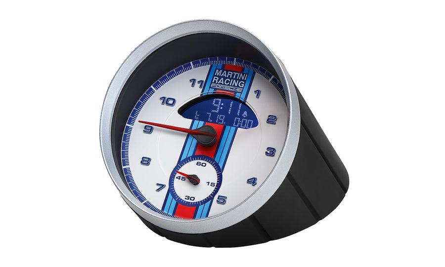 MARTINI RACING Table Clock