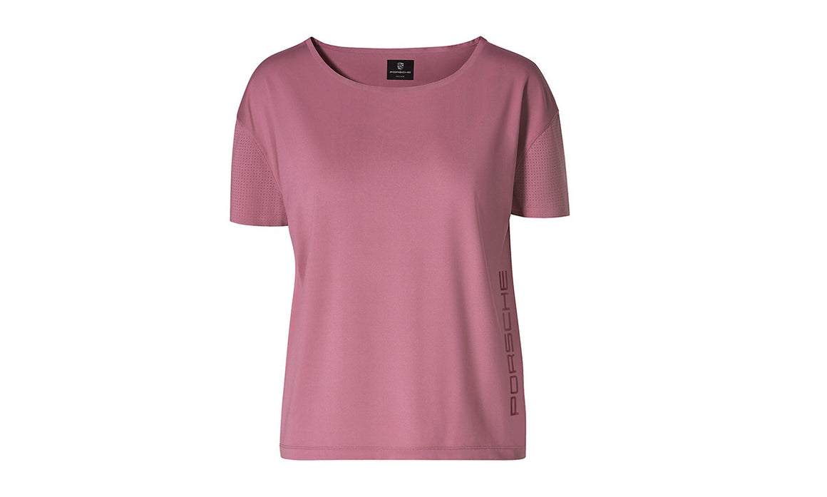 Taycan Collection, Women's Rose T-Shirt