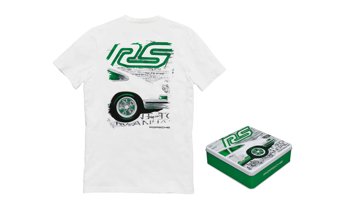 Unisex Collector's Tin T-shirt edition No. 6 - RS 2.7