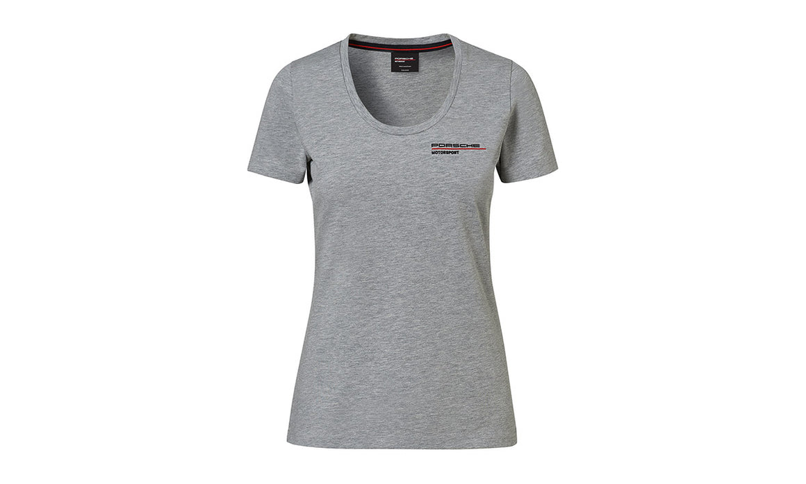 Women's Grey t-shirt Motorsports Collection, Fanwear
