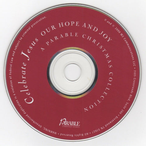 A Parable Christmas Collection-Celebrate Jesus © 2000 CD