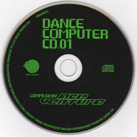 Dance Computer, Trance Mix © 2011 CD