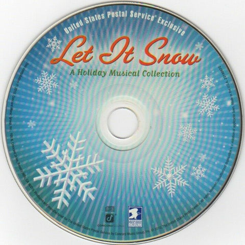 Let It Snow-A Holiday Musical Collection © 2010 CD