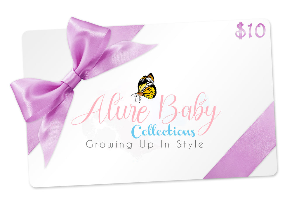 Alure Baby Gift Cards