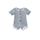 Lofa Romper- Baby Infant Airy Rompers- Infant Short Rompers-Alure Baby Collections