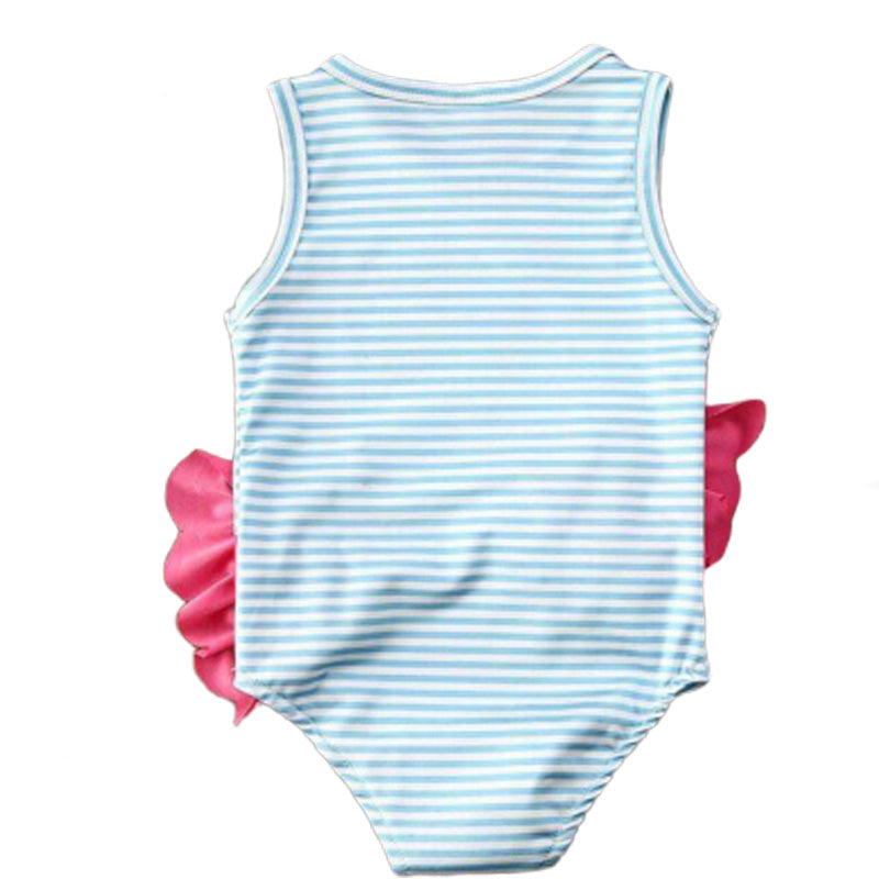 Flamingo-Baby Swimwear