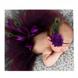 Rio-Infant Tutu Set- Baby Tutu Photo Prop - Baby Costume-Alure Baby Collections