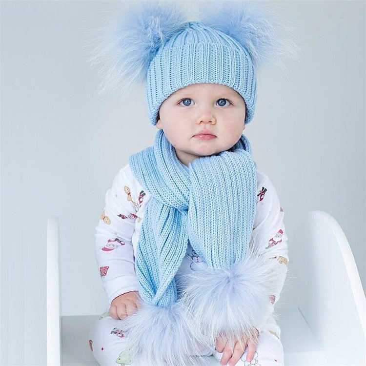 Passion Winter-Baby Pom