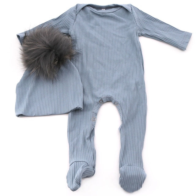 Bugsby Romper Set