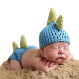 Dino Prop Set- Newborns- Newborn Photography- Newborn Photo shoot-Alure Baby Collections