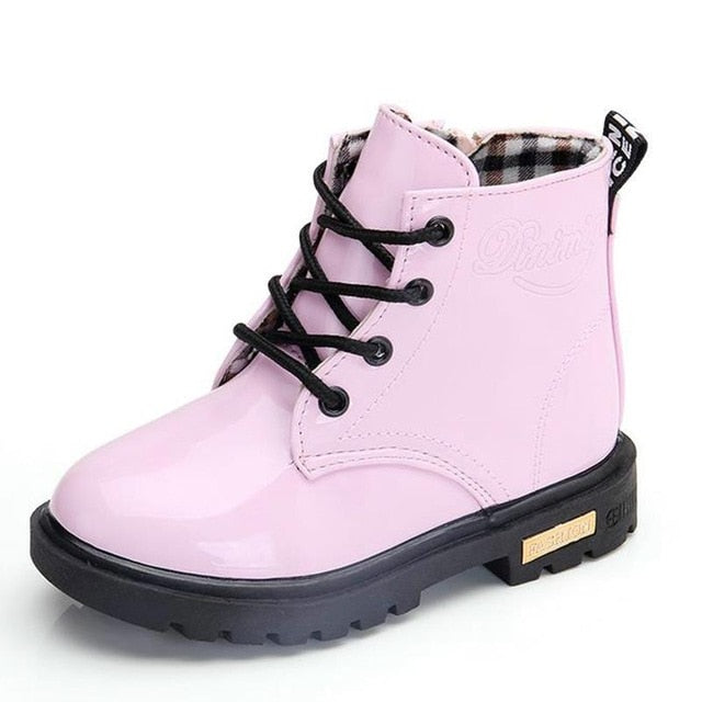 Julian Boots-Girls Fall Ankle Boots-Baby Girls Ankle Boots -Girls Fashion Boots -Alure Baby Collections