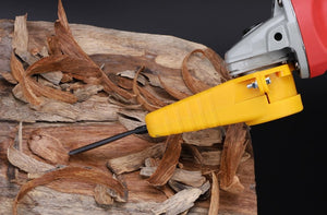 Electric Wood Carving Chisel Complete Set