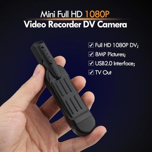 Mini Full HD 1080P Video Recorder