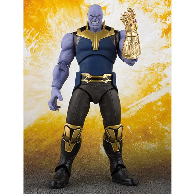 Avengers Infinity War Thanos Action Figure Model