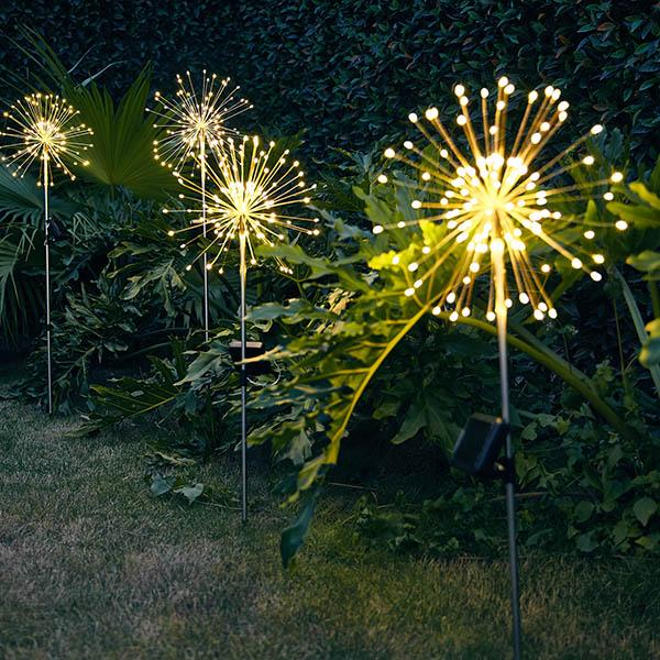 Remote Control Copper Wire Starry String Light