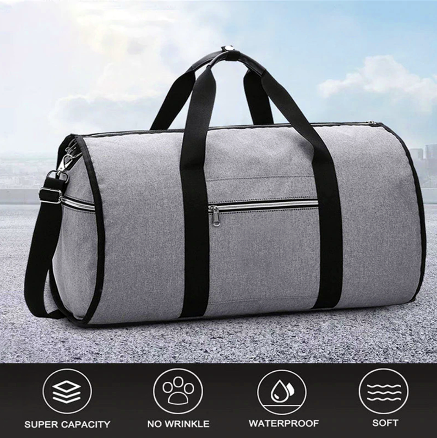 Hanging Suitcase Suit Travel Bags