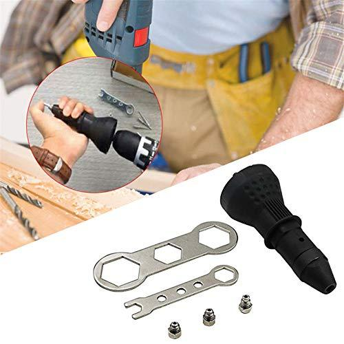 Electric Rivet Nut Gun Drill Adapter ( 50% OFF TODAY ONLY)
