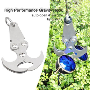 Large Size( 9*13cm) Stainless Steel Gravity Hook