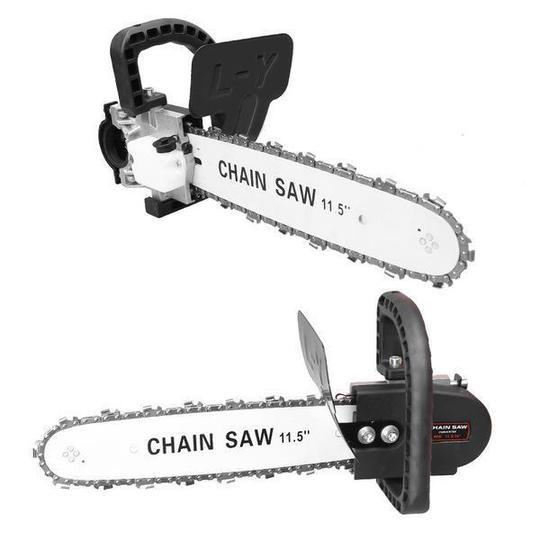 ANGLE GRINDER CHAINSAW BRACKET ATTACHMENT