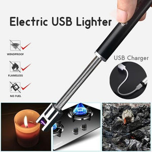 Advanced USB Rechargeable Electric Arc Lighter