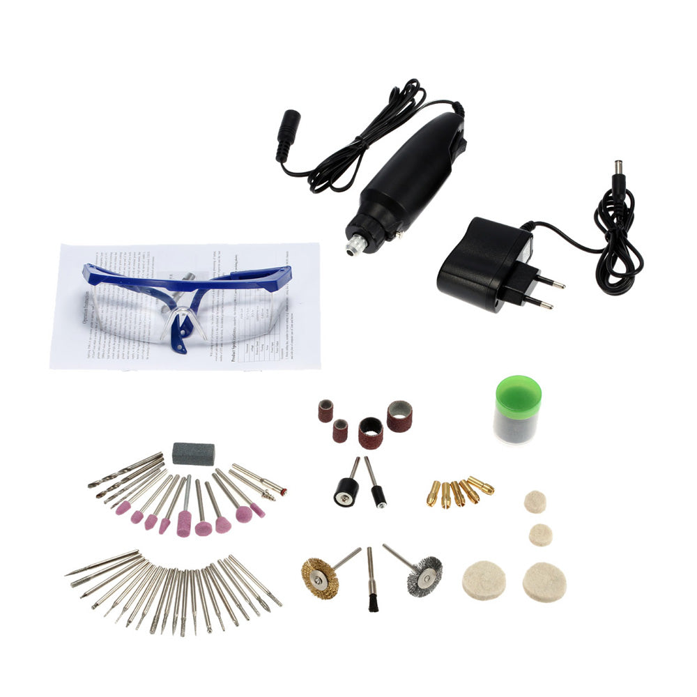 Multi-function Professional Electric Grinding Set with 86pcs Accessories