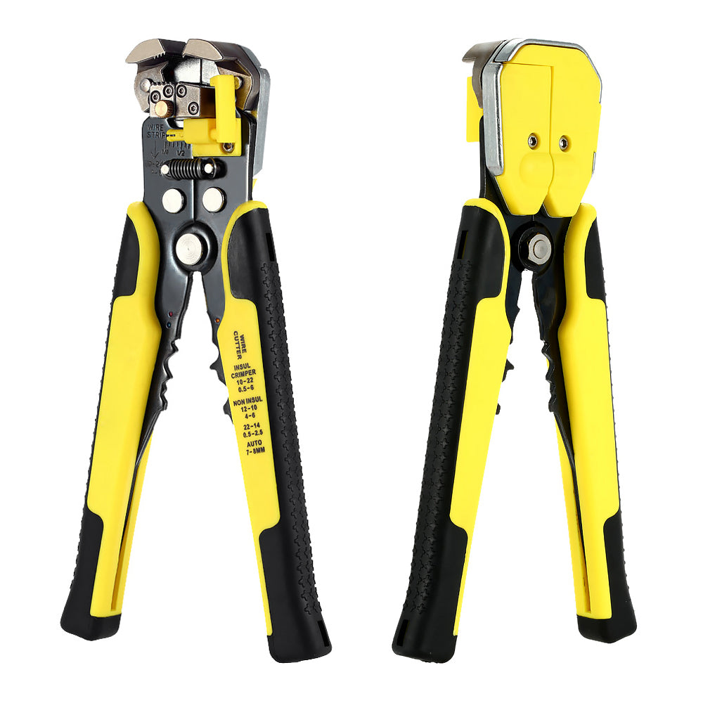 4 in 1 Multi-function Crimpers Kit with Wire Stripper