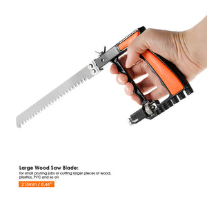 14PCS Set Precision Multifunctional Hand Saw