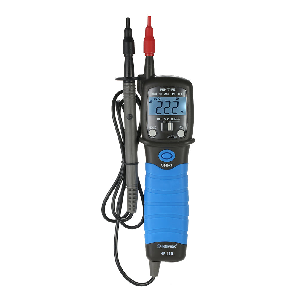 HoldPeak Backlight Digital Multimeter Handheld Pen