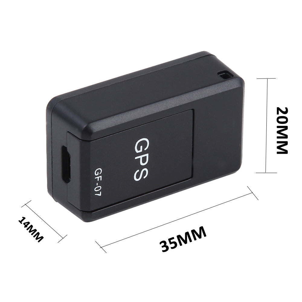 GF-07 Mini GPS Tracker Locator