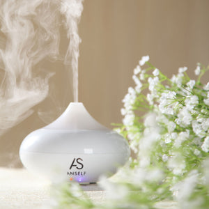 Ultrasonic Air Humidifier Aroma Oil Diffuser