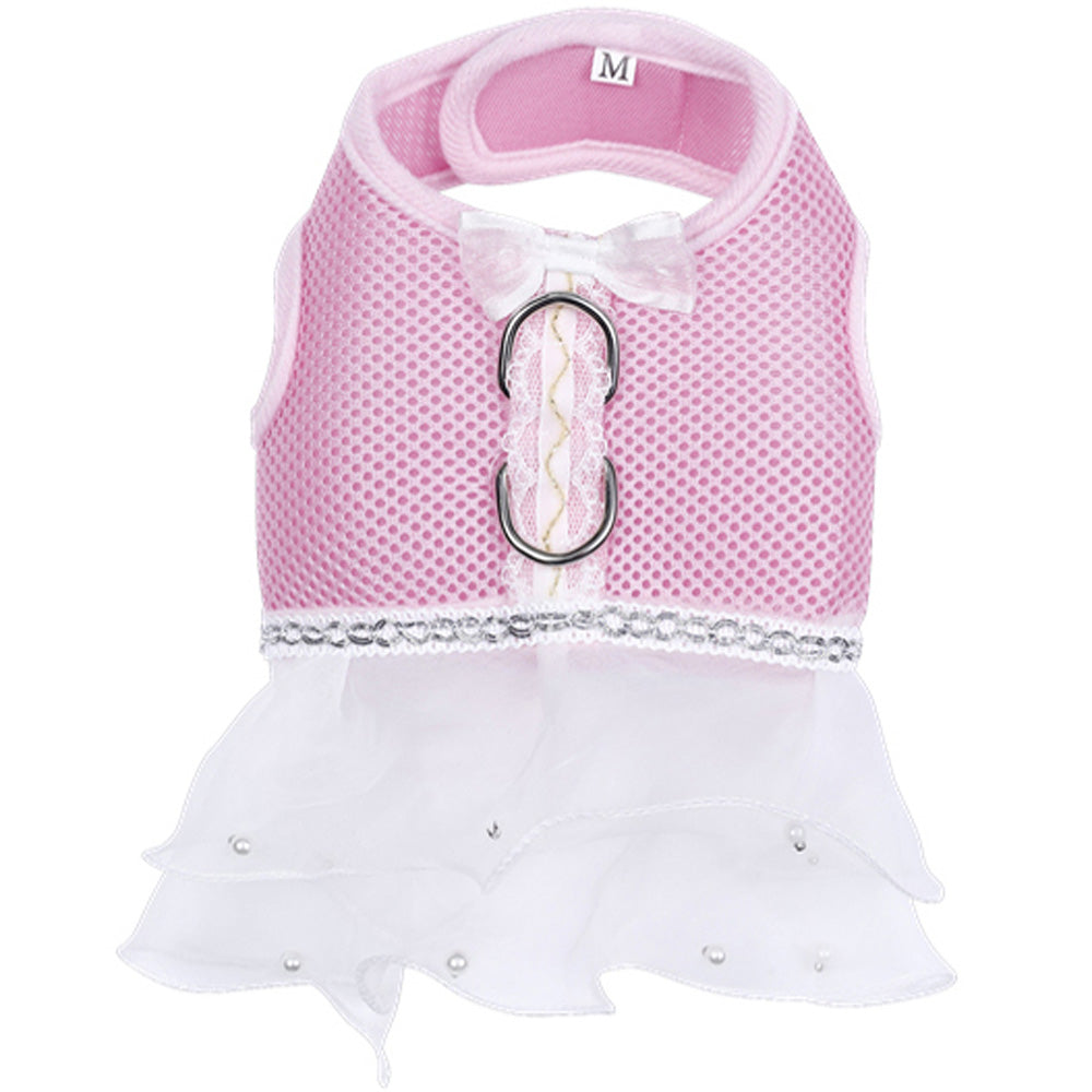 Cute Pet Chiffon Dress Gauze Tutu Dress