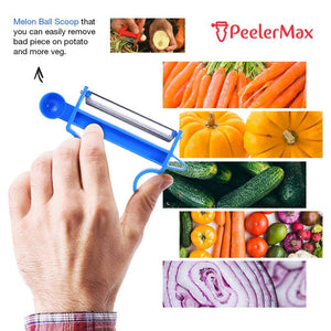 Magic Trio Peeler (3Pcs Set)