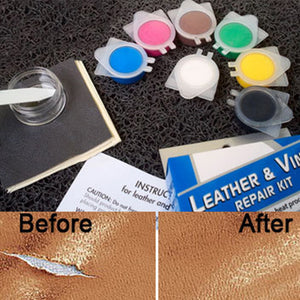 Liquid Leather Scratch Repairing Tool