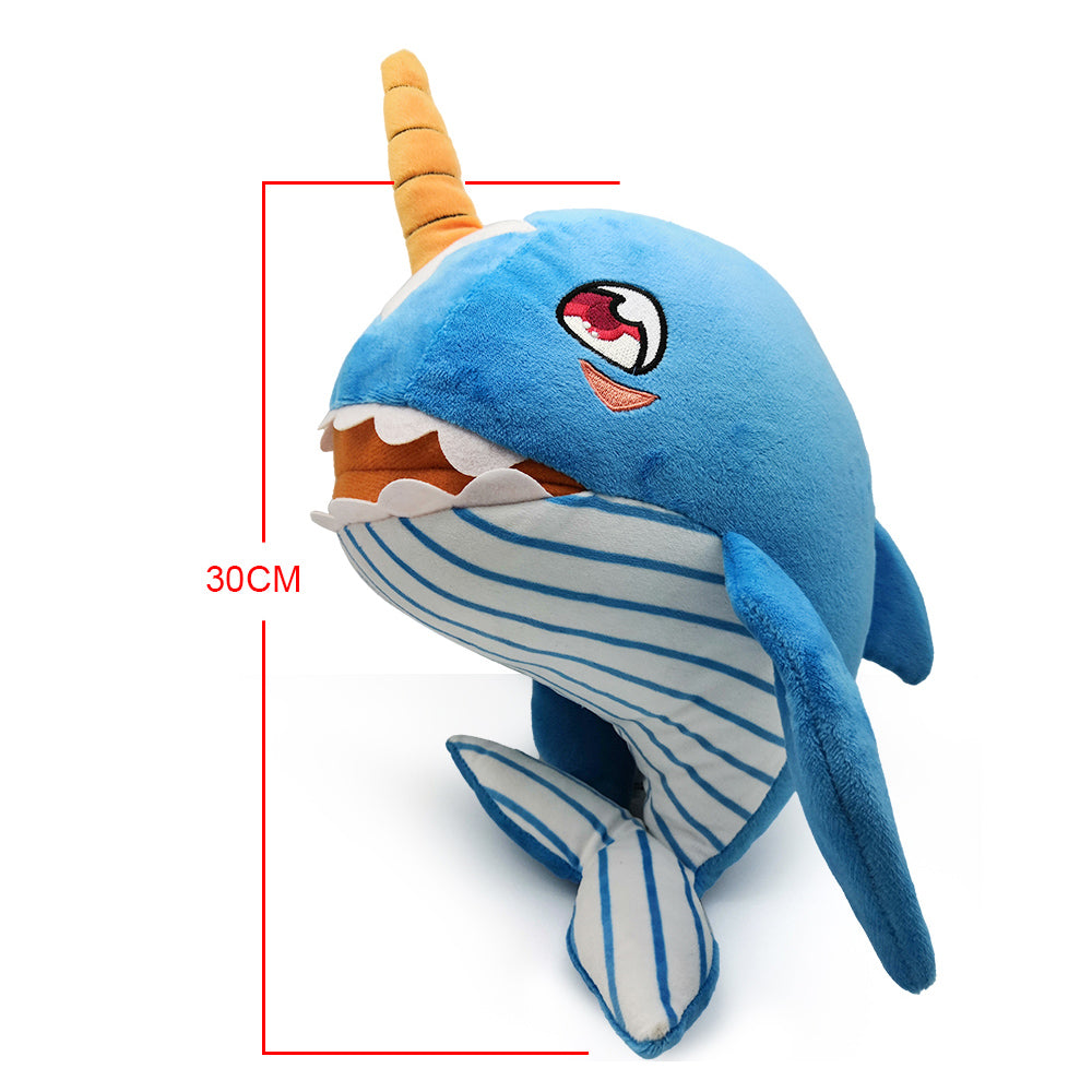 30CM Narwhals Stuffed Plush Toy