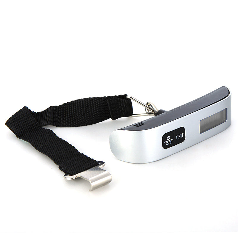 Portable LCD Display Electronic Luggage Scale for Travel 50kg*10g