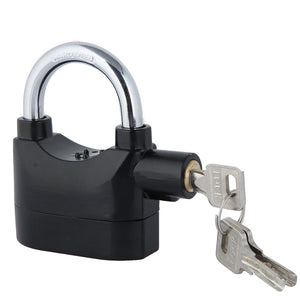Multi-Purpose Waterproof Alarm Padlock