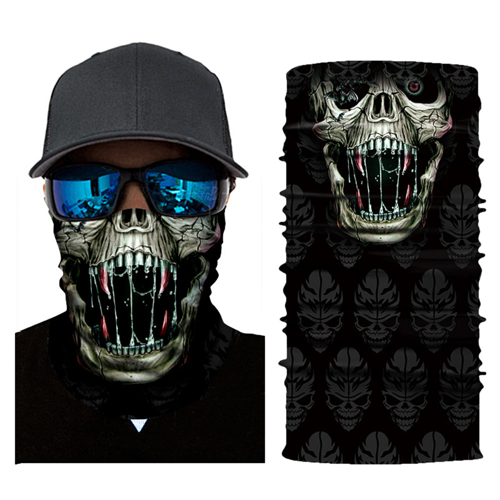 Cool 3D Cycling Face Mask