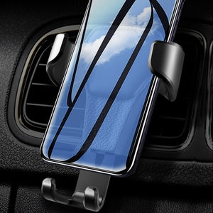 Air Vent Gravity Design Car Phone Holder