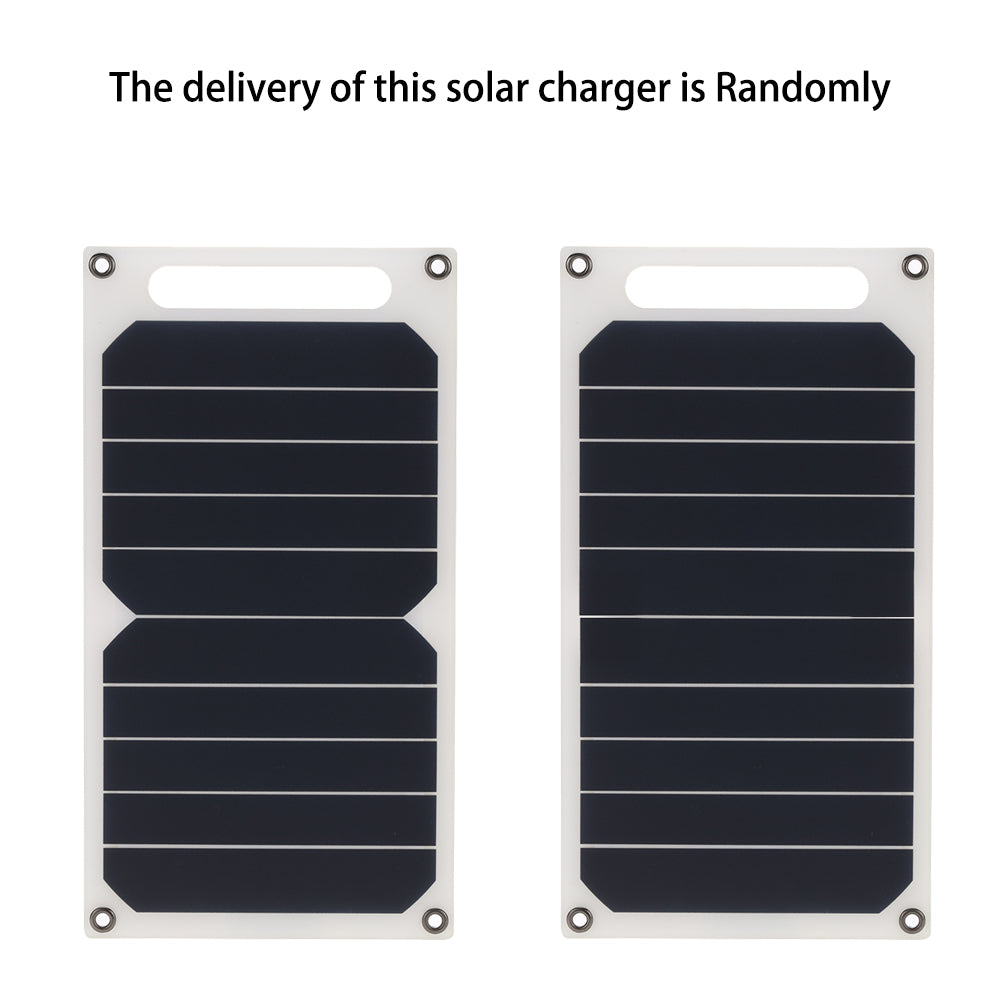 Portable Ultra Thin Solar Charger Panel with USB Ports