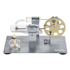 Mini Hot Air Stirling Engine Motor