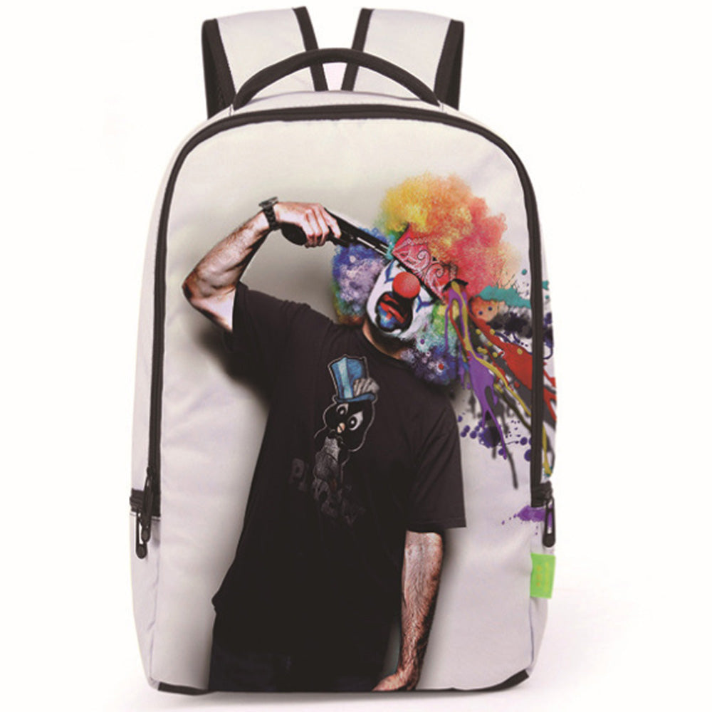 Creative 3D Vision Travel Backpack