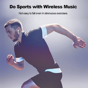 i11 Wireless Bluetooth 5.0 Sports Earbuds Hands-free w/Mic