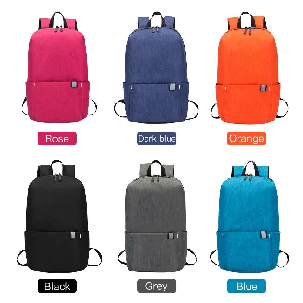 [NEW] 10L Super Lightweight Water Resistant Backpack
