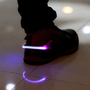 LED Running Shoes Clip (1 Pair)