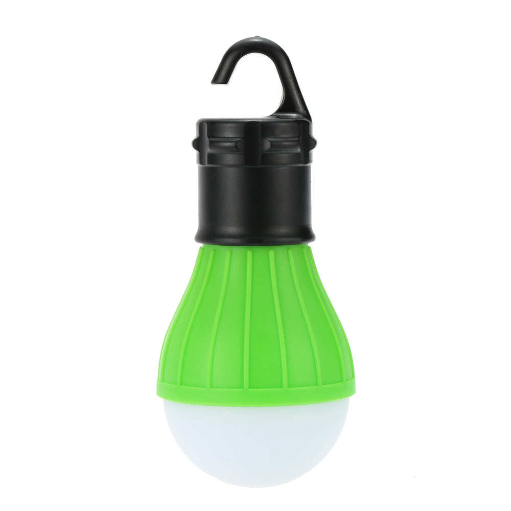 3 LED Outdoor Hanging Lights Camping Tent Bulb